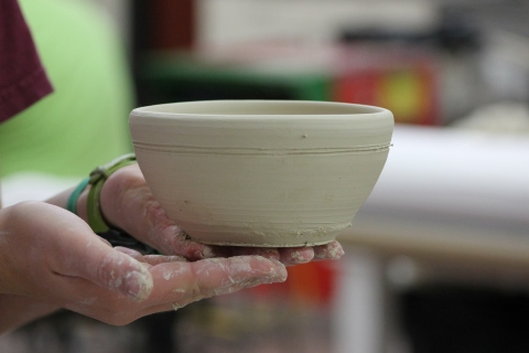 Empty Bowls  third annual event helps to provide for the 74,800 individuals that the Food Bank serves.